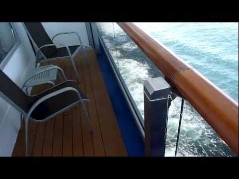 Carnival Splendor Room 8457 or 8456 Oceanview Balcony:  Tour & Tips