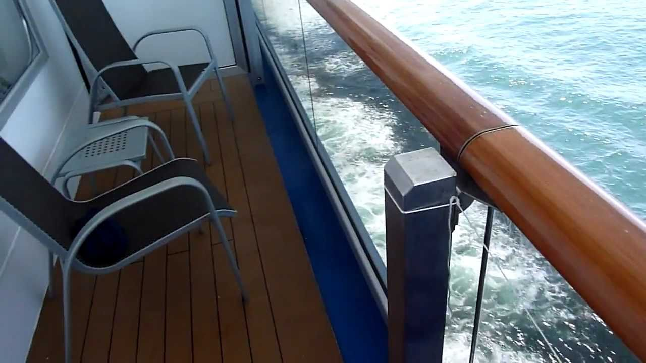 Carnival cruise ship balcony room for Balcony in cruise ship