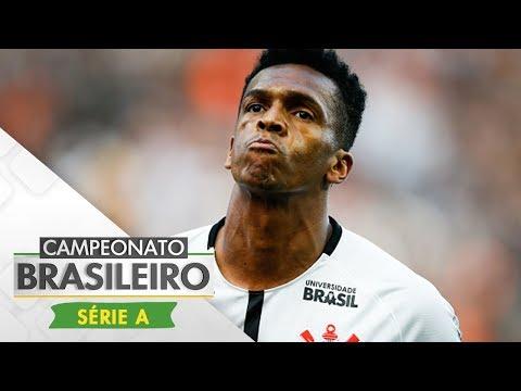 Melhores Momentos - Gols de Atlético-MG 0 x 2 Corinthians - Campeonato Brasileiro (02/08/2017)