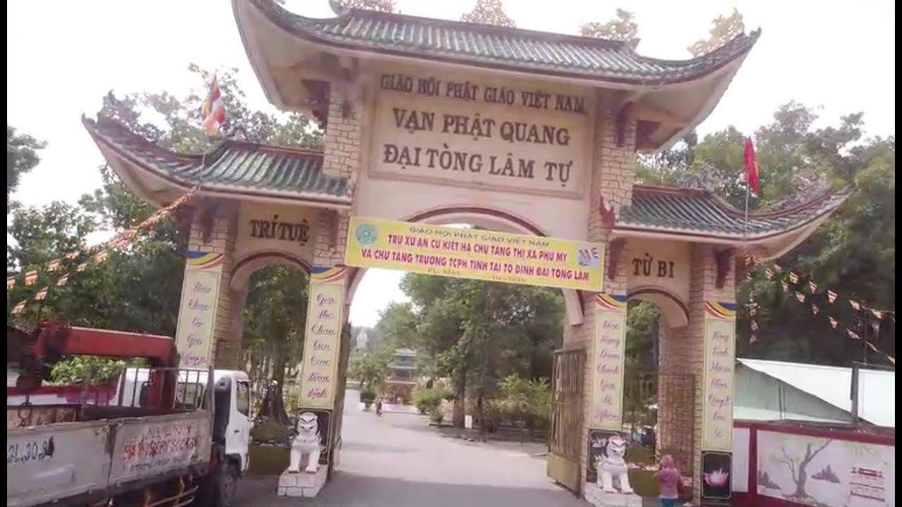 Vạn Phật Quang – Đại Tòng Lâm