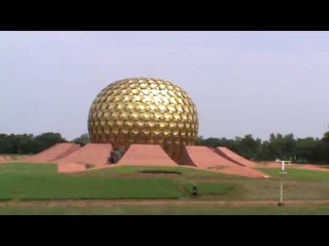 Puducherry Auroville Chidambaram Temple Sri Aurobindo Ashram
