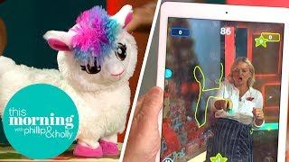 This Morning's Top 12 Must Have Christmas Toys | This Morning