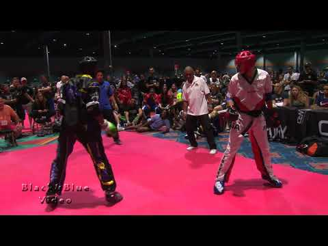 Championship Point Fighting 2019 U S Open World Martial Arts