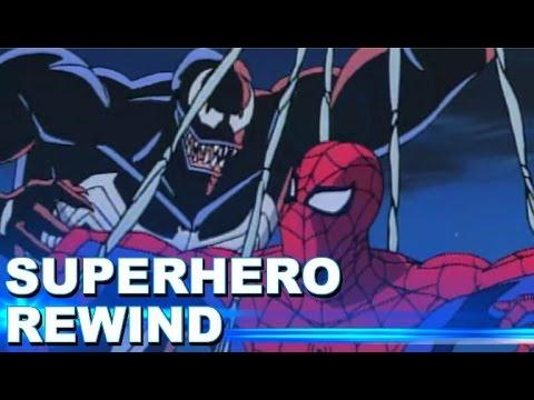 Superhero Rewind | Spider-Man The Animated Series Top 10 Part 1