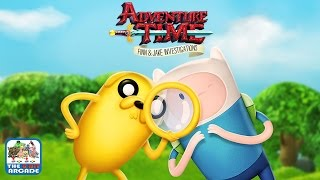 Adventure Time: Finn & Jake Investigations - Part 1 (Xbox One Gameplay)