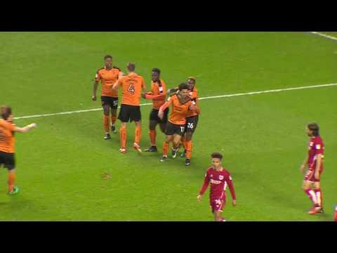 HIGHLIGHTS | Wolves 3-2 Bristol City