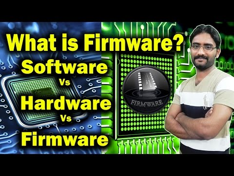 What is Firmware? | What is the Difference...