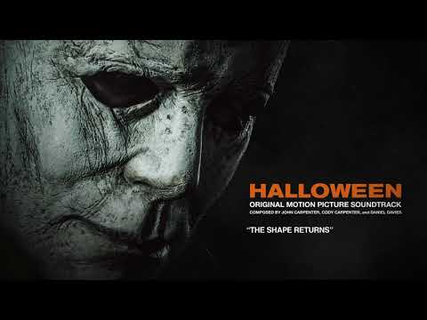 John Carpenter - The Shape Returns  2018 Halloween Soundtrack
