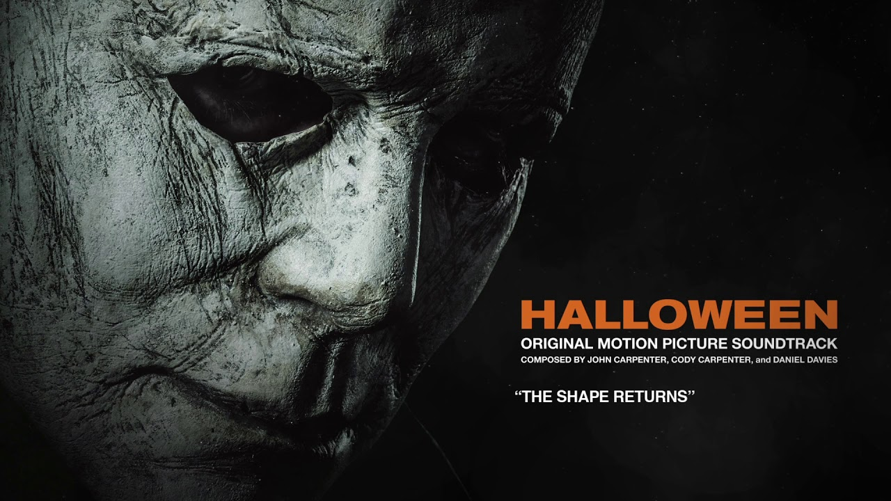 Image result for halloween 2018 score