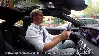 Mercedes S 63 AMG Coupé 4MATIC: Sommer testet