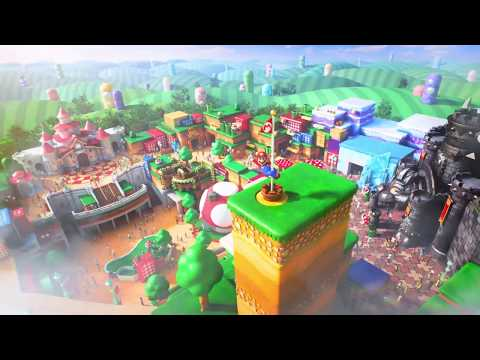 Super Nintendo World Teaser for Universal Studios Japan 2020!