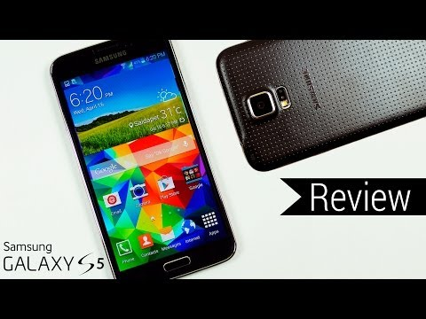 Samsung Galaxy S5 - In-Depth Review