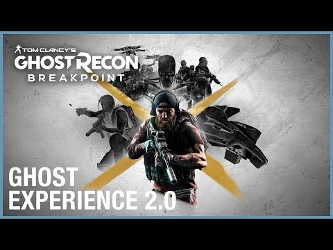 Tom Clancy's Ghost Recon Breakpoint: Ghost Experience Update Trailer | Ubisoft [NA]