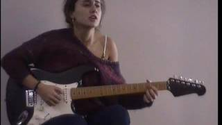 Extreme - More than words - Cover by María Febrer