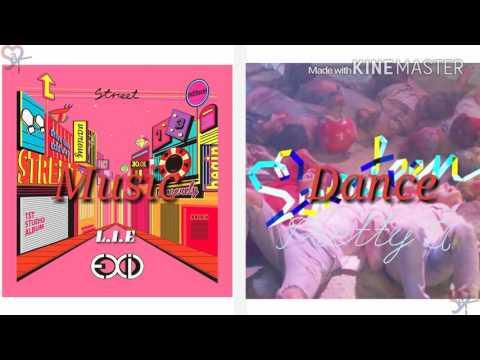 Kpop Mix & Match Random Game pt4 [Audio]