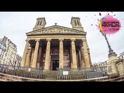 Churches in Paris 4K, 2016 GoPro Hero 4