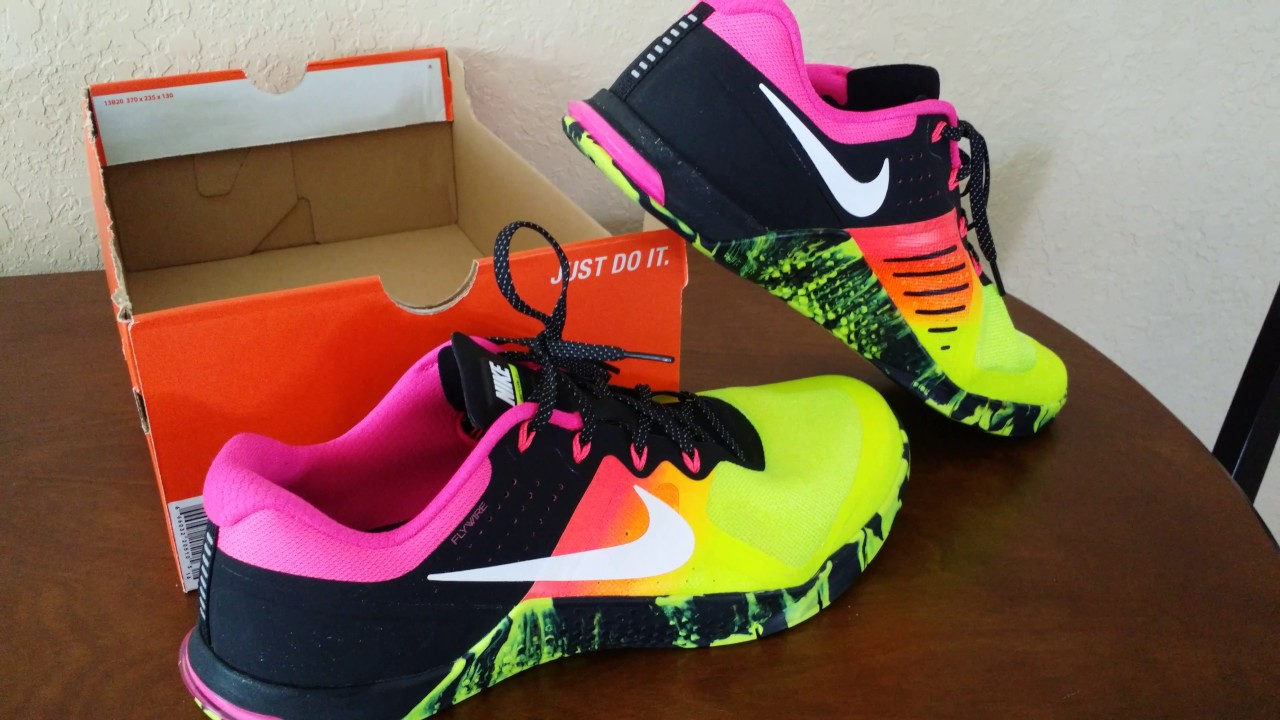 scarpe crossfit nike metcon