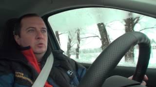 Какую скорость нужно соблюдать на зимней дороге