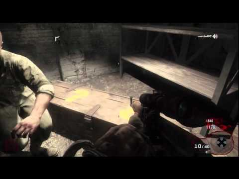 Call of Duty Black Ops - Nacht der Untoten 2-Player Strategy! Quick, Easy, Simple