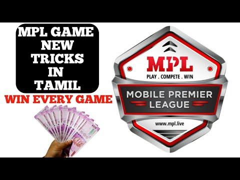 How to hack MPL GAME tamil
