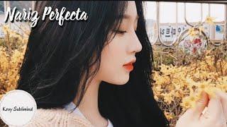 💫FORZADO💫 Nariz perfecta (pedido) ·SUBLIMINAL·
