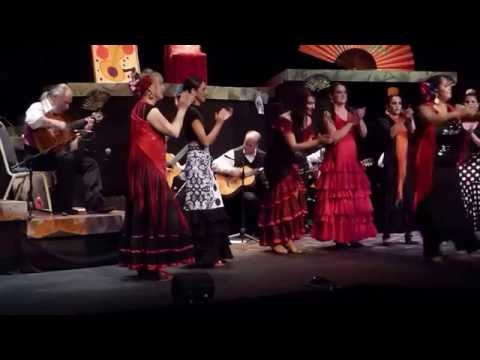 video:Flamenco Bulerías - Gabi & René Heredia Flamenco Fantasy Dance Theatre