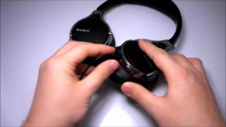 SONY NOISE CANCELING HEADPHONE…