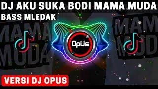 DJ AKU SUKA BODI MAMA MUDA TIK TOK VIRAL 2021