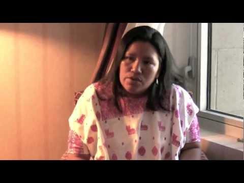 Maria Cuc Choc: violence against her community in Guatemala