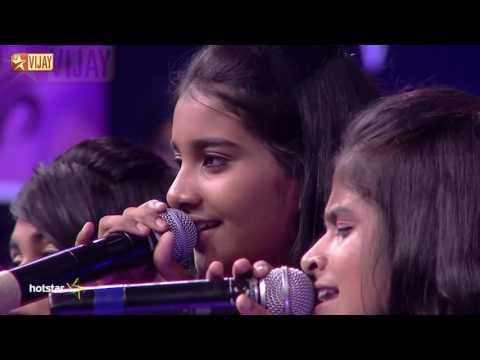 Azhagiye by Super Singer Stars Mp3