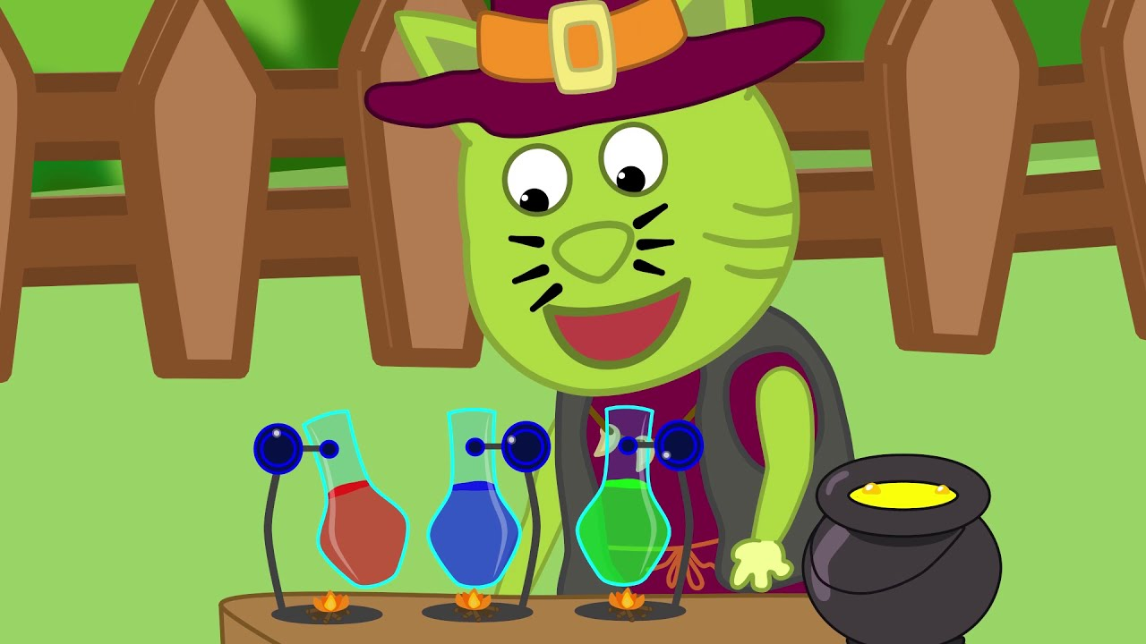 Fox Family español nueva temporada helado de colores   dibuhos animados infantiles para niños #308