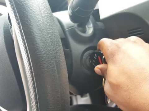 Key stuck in honda civic ignition 100% fix