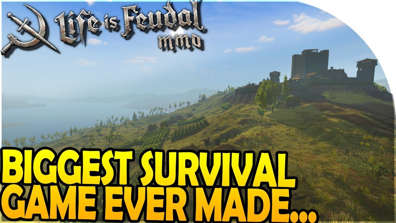 *NEW* BIGGEST SURVIVAL GAME EVER MADE (Absolutely MIVE MAP!) - Life on feudal system middle ages map, feudal japan map, torchlight 2 map, middle ages western europe map, ultima online map, ancient byzantine empire map, christendom middle ages map, sark channel islands map, russian states map, runes of magic map, 1500 s a roman expansion map, medieval village map, feudal system europe map, spain resource map, european middle ages land use map, archeage map, feudal manor map, fallen earth map, medieval manor map, ancient roman world map,