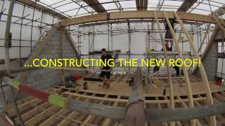 How to Install a Steel Ridge Beam/ August 2016