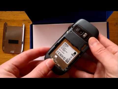 Nokia 701 unboxing