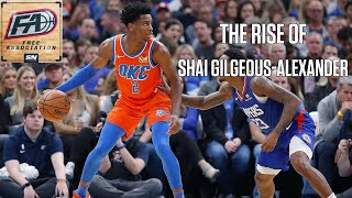 Evaluating Raptors Starting 5 & The Rise of Shai Gilgeous-Alexander | Free Association