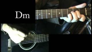 КИНО - Звезда по имени Солнце (Уроки игры на гитаре)
