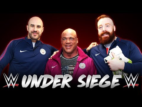 WWE STADIUM PENALTIES! | Sheamus, Cesaro and Kurt Angle