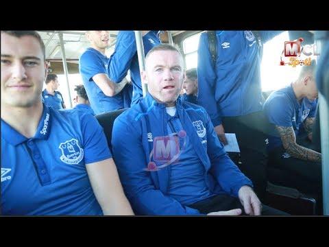 Rooney, Everton Waiteka Dar es Salaam