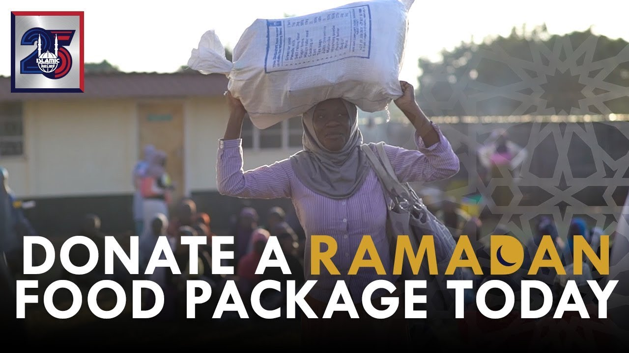 Feed a family during ramadan ramadan 2018 islamic relief usa