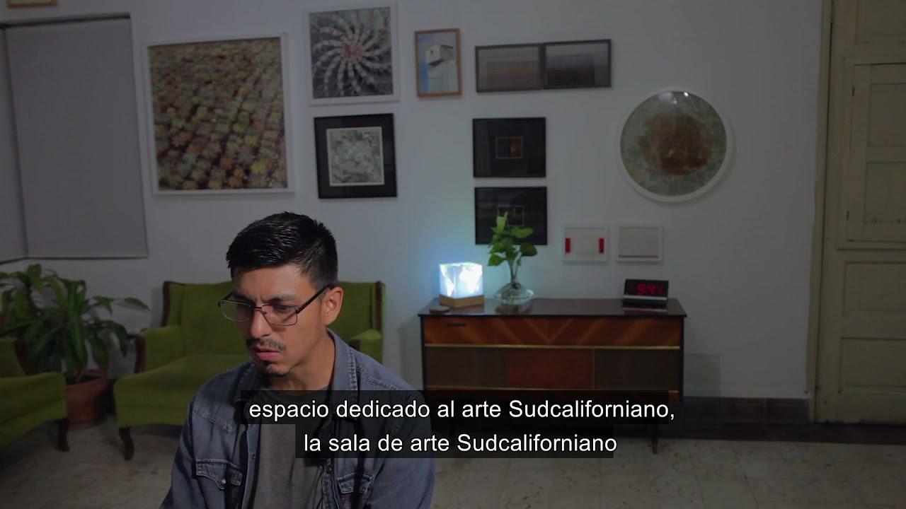 NOCHE EN EL MUSEO VIRTUAL | Iván Manríquez