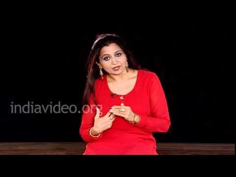 Learn Kathak with Pali Chandra, English 014, Ladi