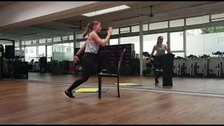 CHAIR  - Workout with Angélique