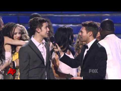 Scotty McCreery Wins 'American Idol'