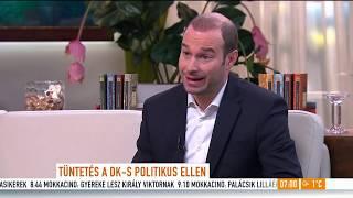 Hollik István: Niedermüller szavai vállalhatatlanok, mások méltóságát sértik