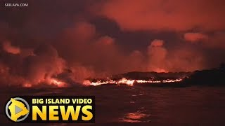 Hawaii Volcano Eruption Update - Sunday Morning (May 20, 2018)
