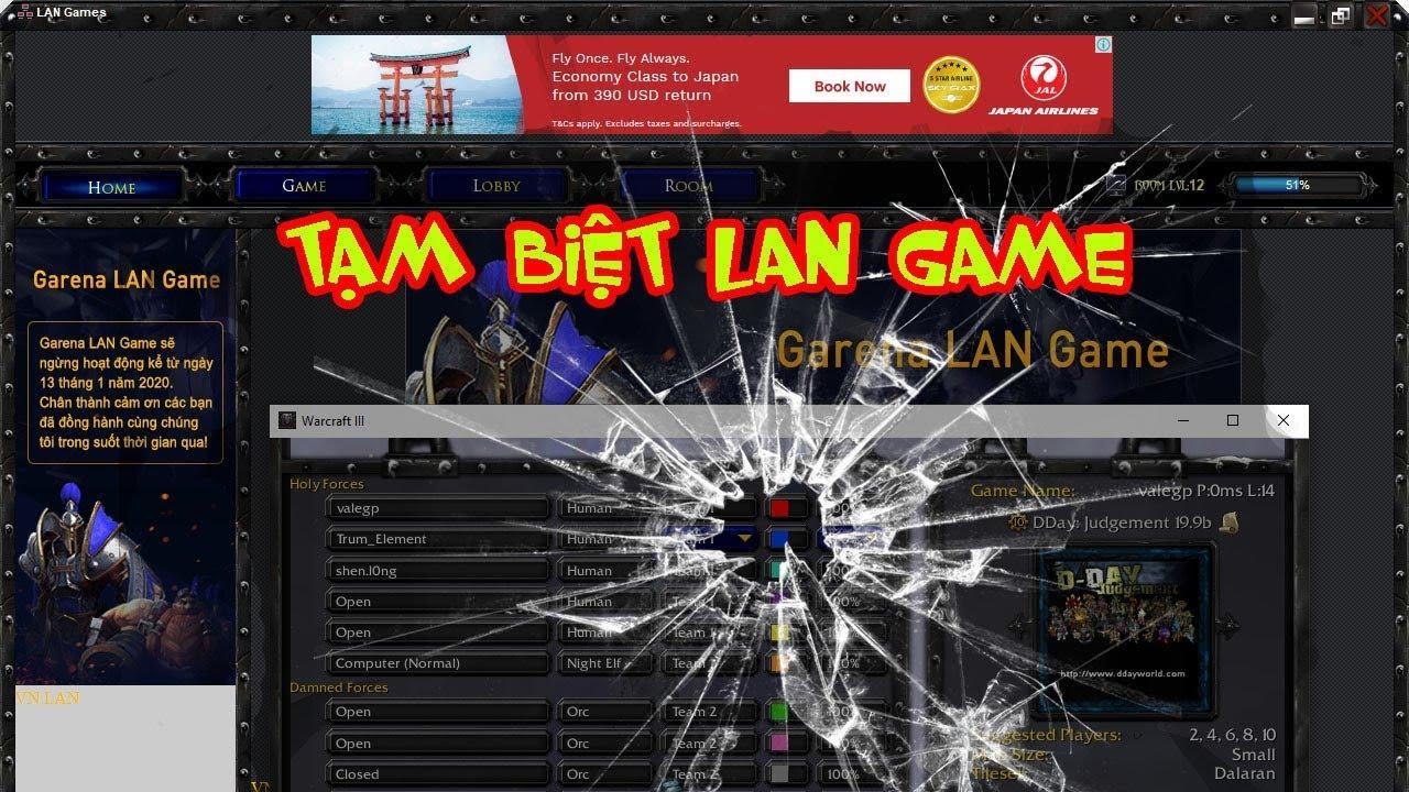 DDay Ngày cuối cùng của Lan Game