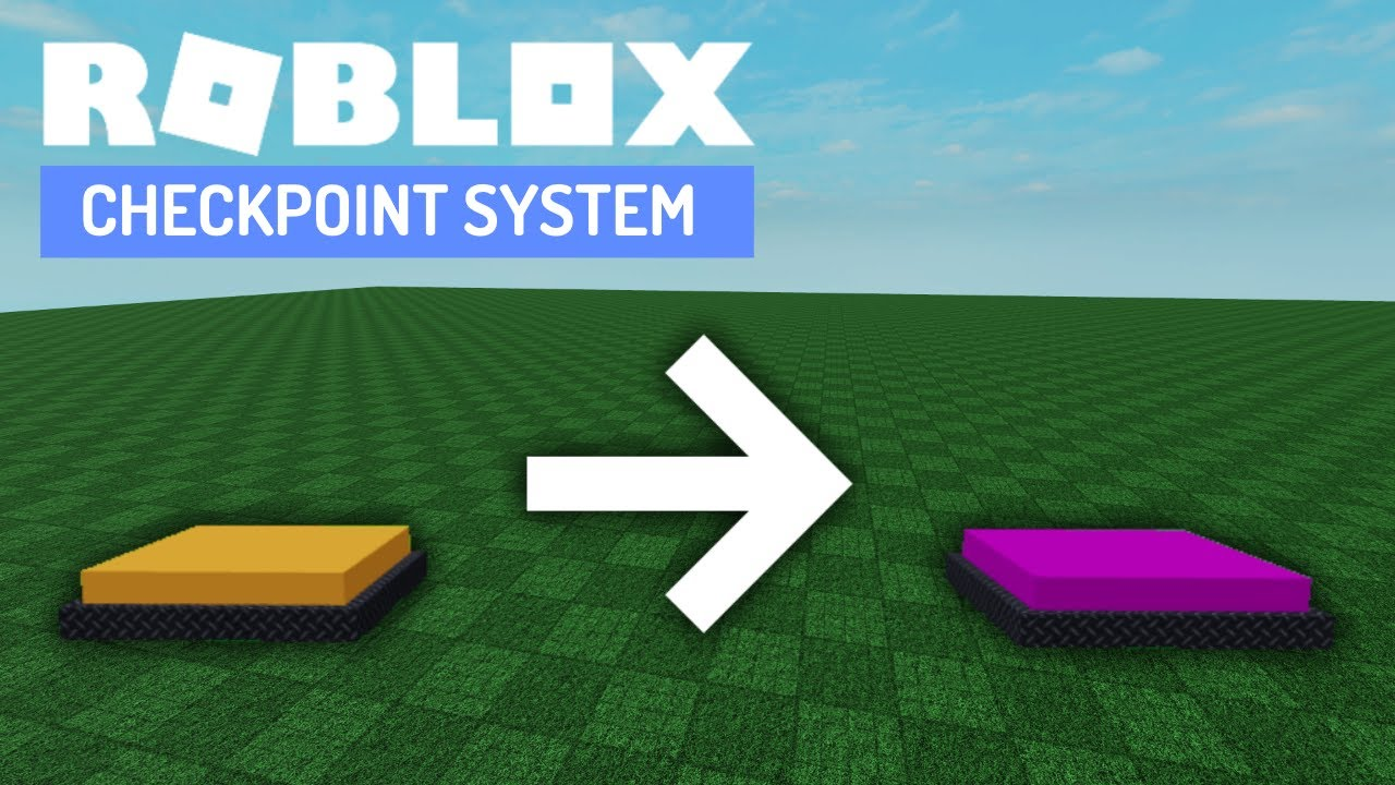 How To Make A Checkpoint Obby In Roblox Roblox How To Make A Checkpoint System On Roblox 2019 Beginner Tutorial Youtube