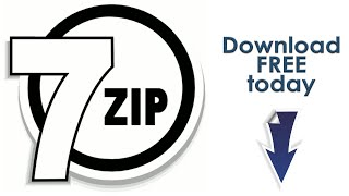 7 Zip FREE Download (Software/Program) Windows