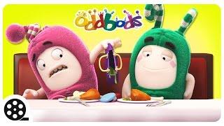 Oddbods   Unlucky Streak   Funny Cartoons For Children